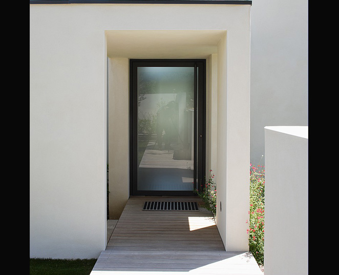 portes en alu sur paris gam protection. Black Bedroom Furniture Sets. Home Design Ideas